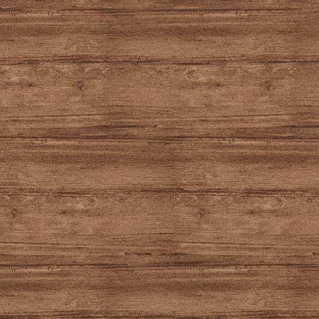 108in Nutmeg 7709WF-78 Washed Wood Flannel Wide Back