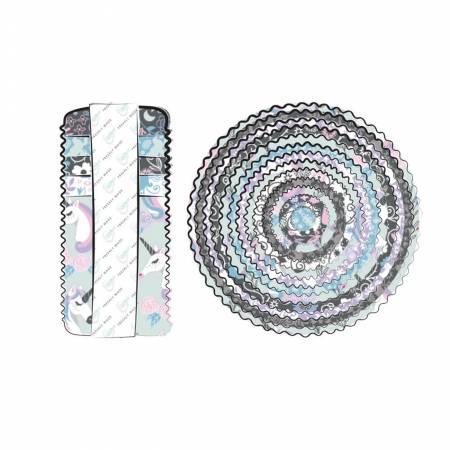 2-1/2in Strips Enchantment, 40pcs/bundle