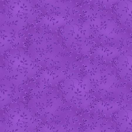Henry Glass Folio Basics Violet Vines