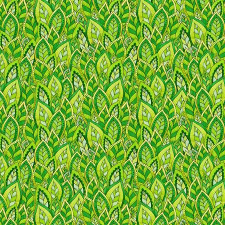 Rainbow Flight - Green Leaves (77645-777)