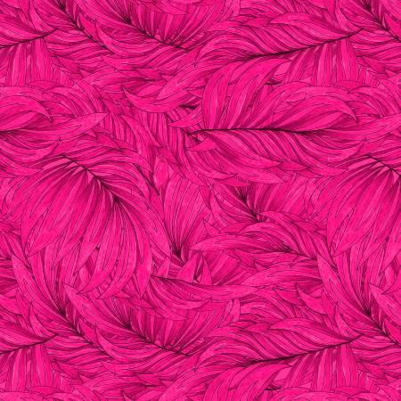 Pink Botanical Toss