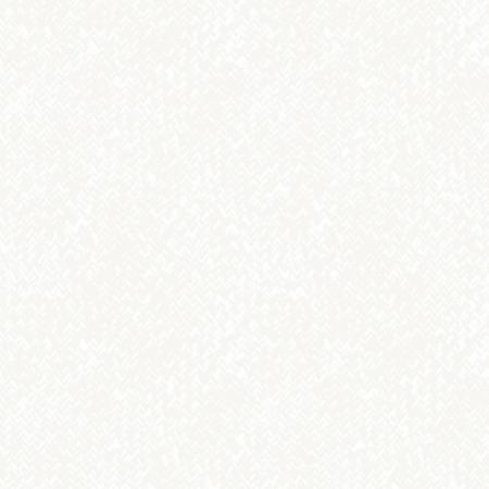 White/White Zig Zag Texture