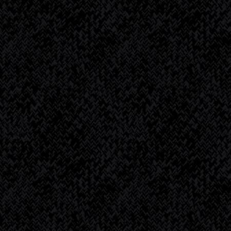 Black/Black Zig Zag Texture
