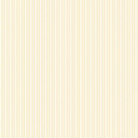 Better Basics White/Ecru Tonal Stripe