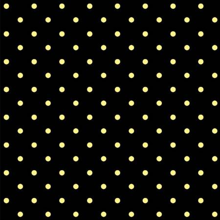 Black Lemon Drop Dots
