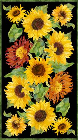 Flowers in the Sun 79274-975 Panel