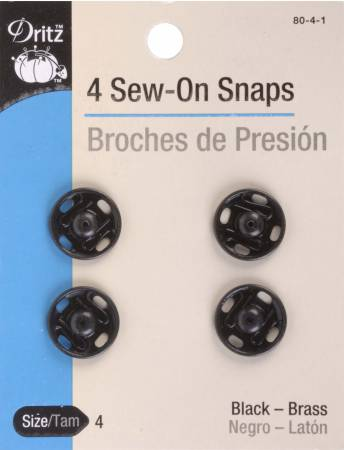 Snaps, Hooks and Eyes, Other Closures