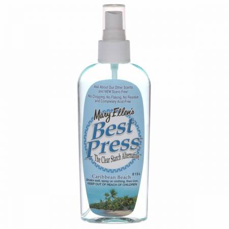 Best Press Spray Starch Caribbean Beach 6oz