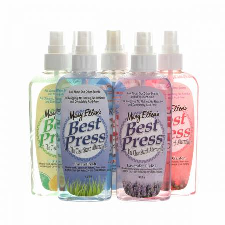 Best Press Spray Starch Mixed Scent 6oz