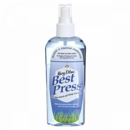Best Press Spray Starch Linen Fresh 6oz