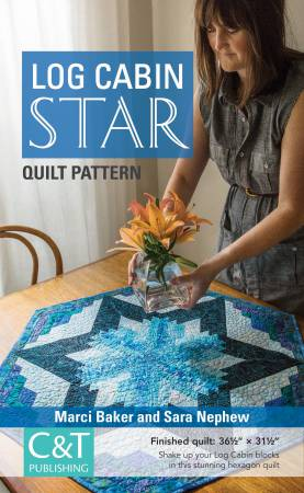 Log Cabin Star Quilt