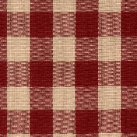 TEA TOWEL BUFFALO CHECK RED/TEADYE 801 390