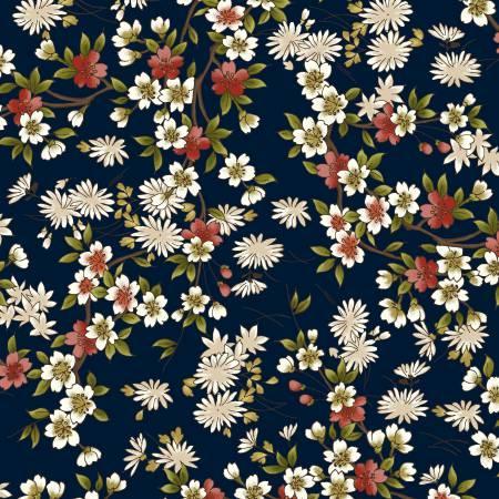 Indigo Blossoms MAY120117