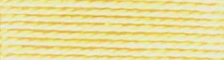 Finca Perle Cotton Sz 5 2-ply 10gm Pale Yellow