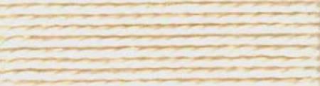 Finca Perle Cotton Sz 5 2-ply 10gm Dark Ecru