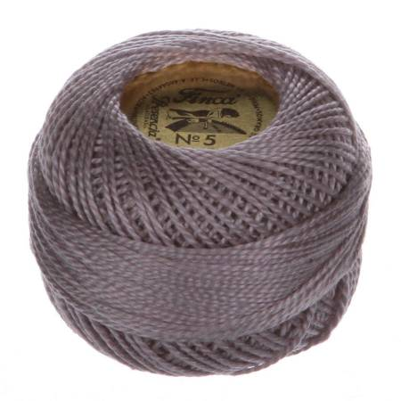 Finca Perle Cotton- Size 8 Light Antique Violet