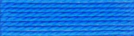 Finca Perle Cotton Sz 8 2-ply 10gm Dark Electric Blue