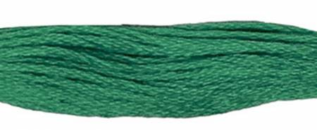 Finca Perle Cotton Sz 8 2-ply 10gm Emerald