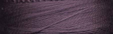 Finca Perle Cotton Sz 8 2-ply 10gm Medium Antique Violet