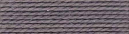 Finca Perle Cotton Sz 8 2-ply 10gm Medium Shell Grey