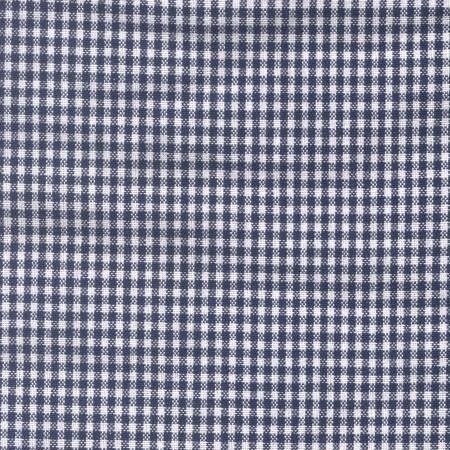 Tea Towel Mini Check Navy/White