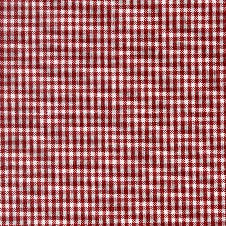 Tea Towel Mini Check Red/White