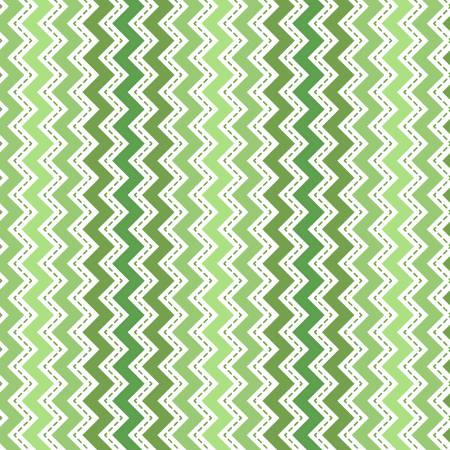 Green Zig Zag - copy