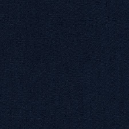 Base Cloth Woven Solid 8203-0110 Navy