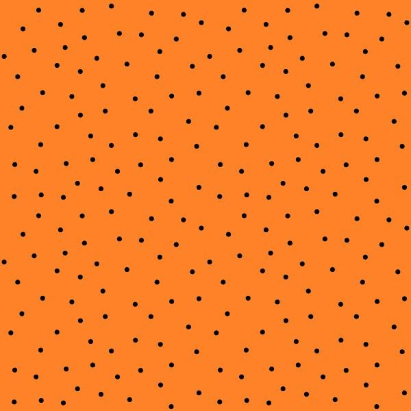 Maywood - Mind Your Mummy - Pumpkin Pin Dots