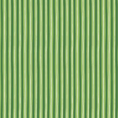 Green Little Stripe 8242M-G