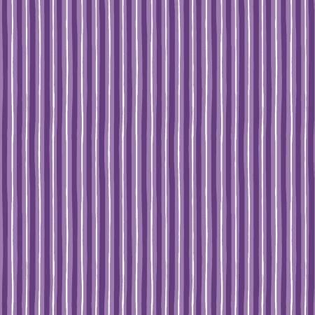 Kimberbell - Violet Little Stripe