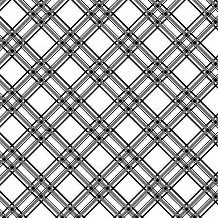 Black Diagonal Plaid Kimberbell