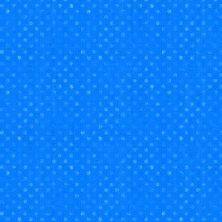 Wilmington Prints Bright Blue Dotsy 82455 401