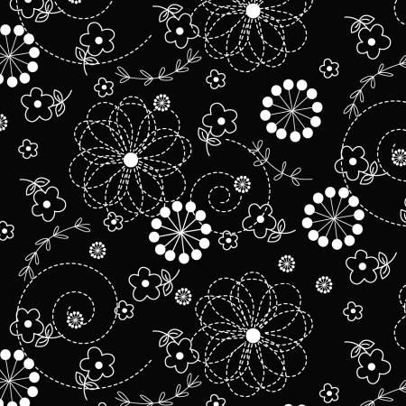 KimberBell - Doodles - Black