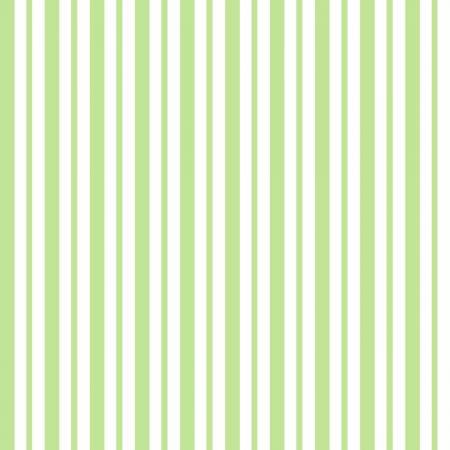 Green Mini Awning Stripe