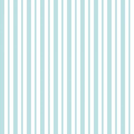 KIMBERBELL MINI AWNING STRIPE TEAL/WHITE