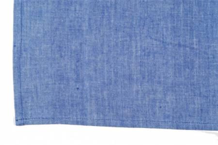 Tea Towel Chambray - Blue