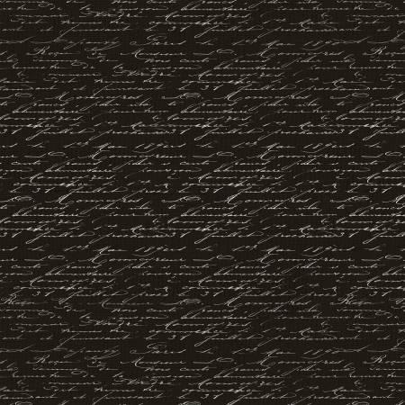 Tres Graphique 82531-911 Black/White Script