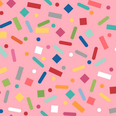 Pink Confetti & Sprinkles