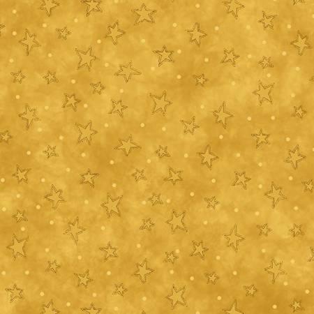 Gold Starry Basic