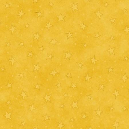 Yellow Gold Starry Basic