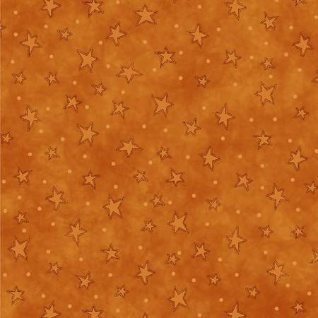 Henry Glass - Starry Basics - Orange