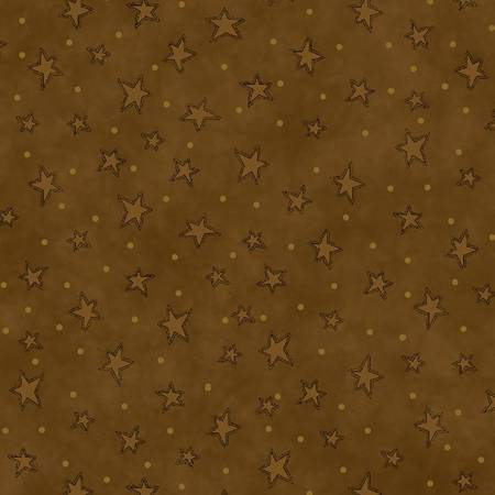 Brown Starry Basic