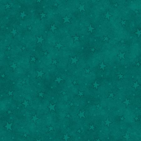 New Teal Starry Basic