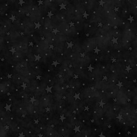 Black Starry Basic