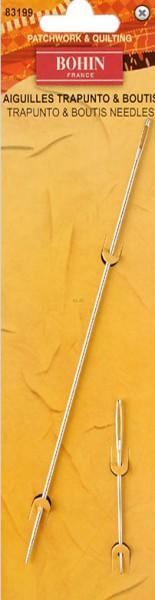 Bohin Trapunto Needles Kit