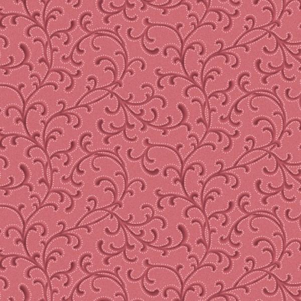 Dark Pink Scroll
