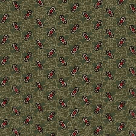 Circa 1880 Prarie Basics - Green