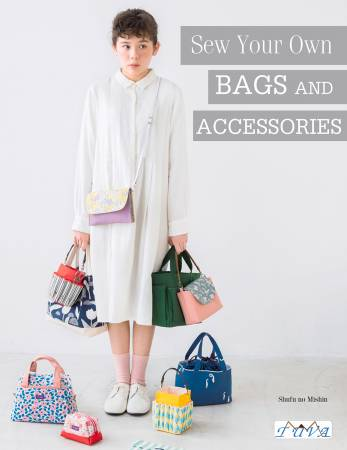 Sew Your Own Bags and Accessories ~ RELEASE DATE OCT 1/20 ~