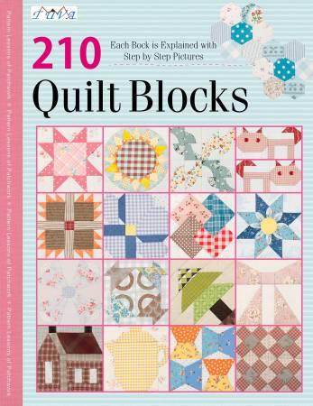 210 Quilt Blocks ~ RELEASE DATE JAN 1/21 ~
